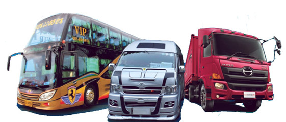 GPS Truck